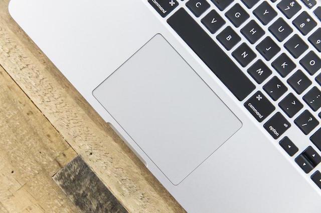 touchpad trang bị cảm ứng lực mới nhất