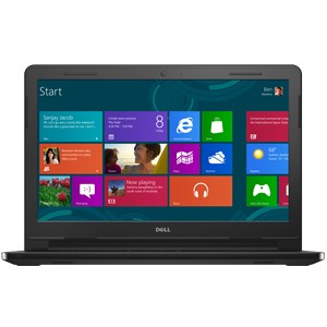 Laptop Dell Inspiron 3551 Pentium N3540/2GB/500GB/Win8