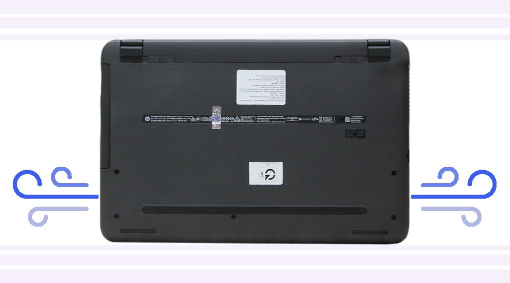 Duy trì nhiệt độ ổn định với công nghệ HP CoolSense