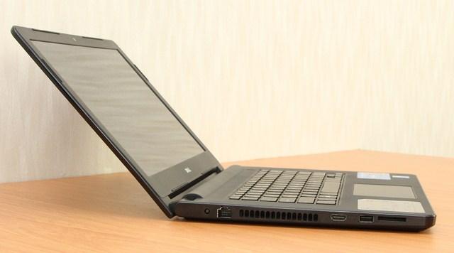 Dell Inspiron 5458 với phong cách gọn nhẹ