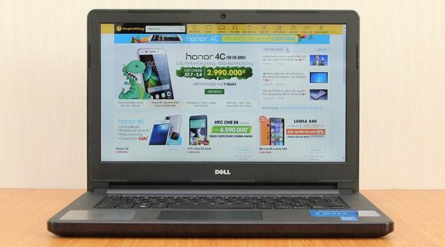 Độ phân giải màn hình này được sử dụng khá phổ biến trên thị trường
