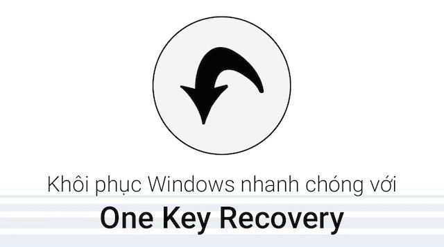 Tự khôi phục Windows dễ dàng