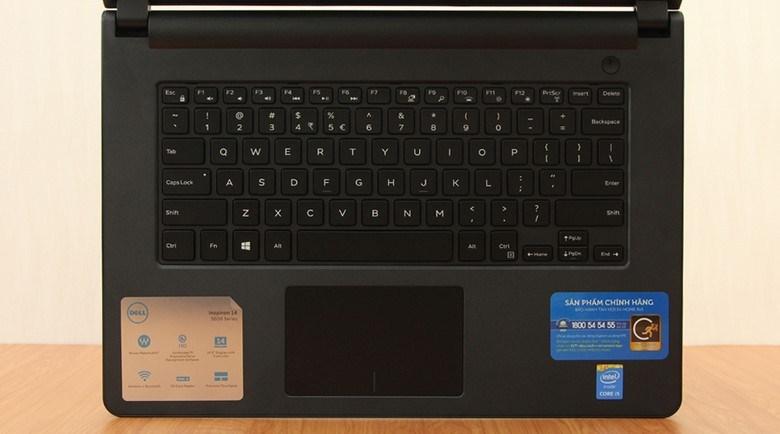 Các phím có độ nảy tốt, dễ dàng thao tác