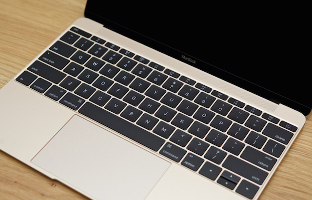 Apple Macbook 12 inch MLHE2 - Về trackpad