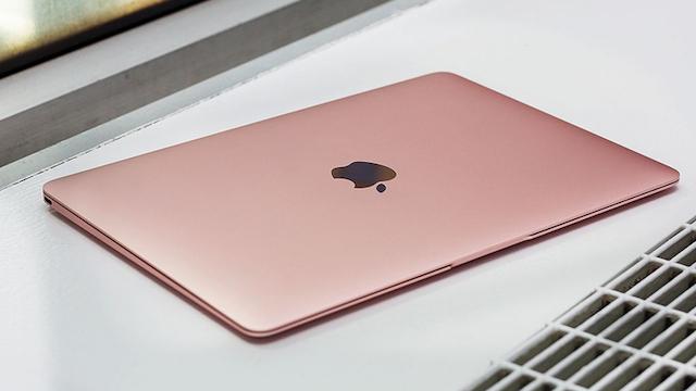 Kết quả hình ảnh cho macbook 12 inch retina vang hồng