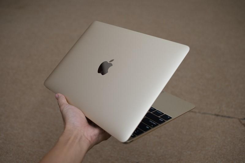 Apple Macbook 12 inch MMGL2 - Thiết kế siêu mỏng