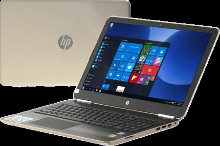 Laptop HP Pavilion 15 AU072TX i7 6500U/4GB/1TB/4GB 940MX/Win10