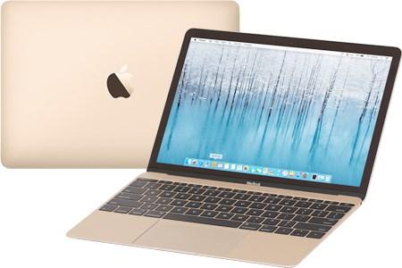 """Laptop Apple Macbook 12"""" MLHF2 Core M 1.2GHz (2016)"""