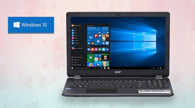 Acer ES1 531 N3710 - Windows 10 bản quyền