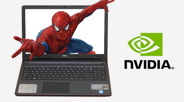 Dell Inspiron 3558 i3 5005U - Tăng cường khả năng giải trí với card đồ họa rời