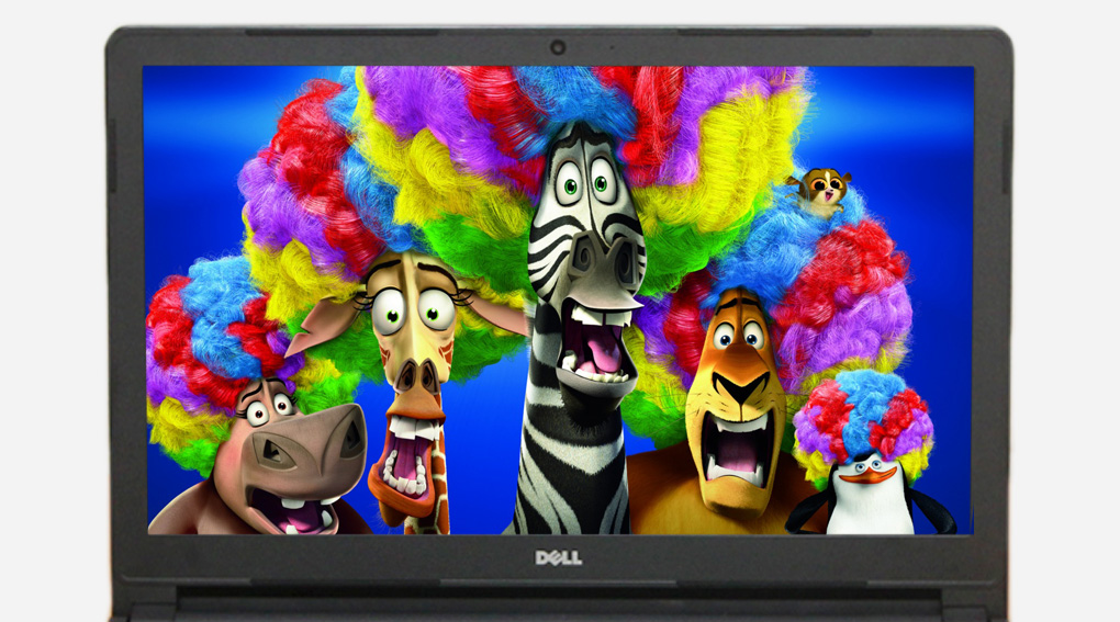 Dell Inspiron 3558 i3 5005U - Màn hình 15.6 inch