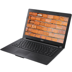 Laptop Acer Aspire Z1402 39KT i3 5005U/4GB/500GB/Win10/KhôngDVD