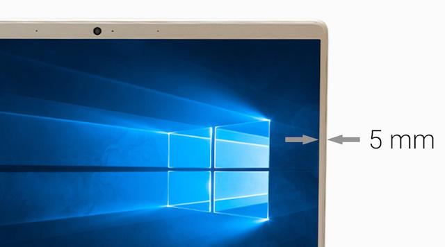 Lenovo IdeaPad 710S 13ISK - Viền màn hình chỉ mỏng 5 mm
