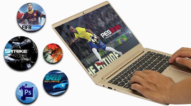 Lenovo IdeaPad 710S 13ISK - Cấu hình máy mạnh cùng ổ cứng SSD
