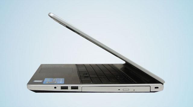 Dell Inspiron 5559 i7 6500U - 2 cạnh bên
