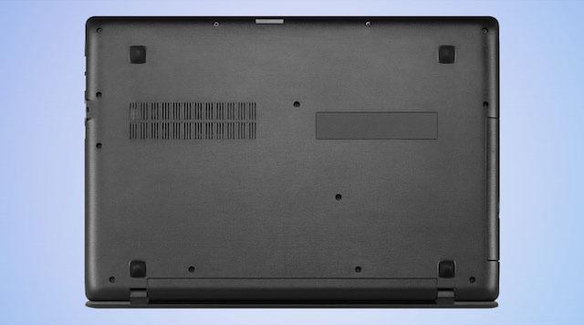 Lenovo IdeaPad 110 15IBR N3710 - Mặt lưng máy