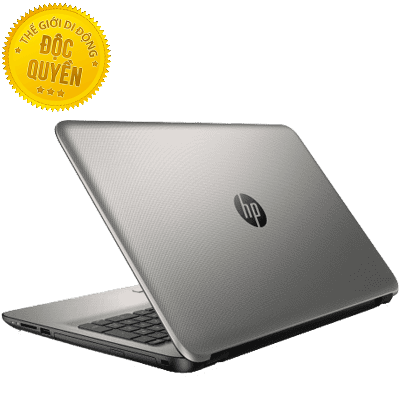 Laptop HP 15 ay072TU N3710/4GB/500GB/Win10/(X3B54PA)