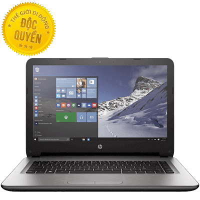 Laptop HP 14 am065TU N3060/4GB/500GB/Win10/(X3B72PA)