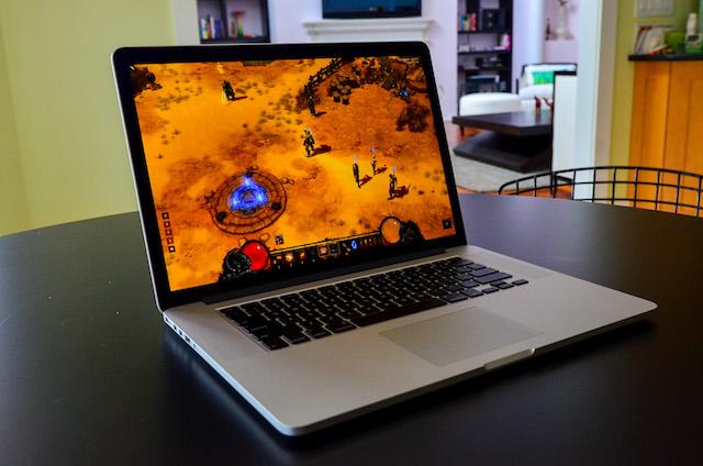MacBook Pro Retina MJLQ2ZP/A i7 - Hiệu năng mạnh mẽ