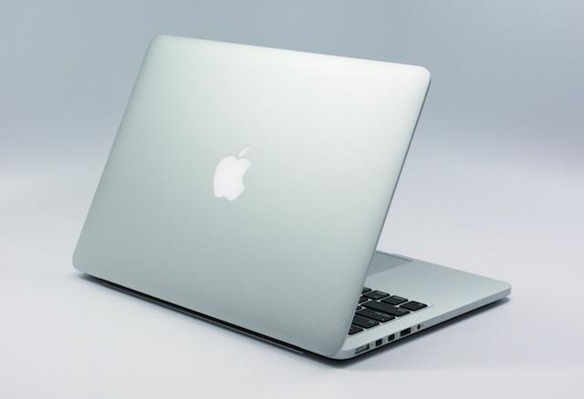 MacBook Pro Retina MJLQ2ZP/A i7 - Thiết kế