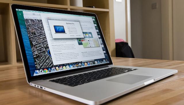 MacBook Pro Retina MJLQ2ZP/A i7 - Cổng Thunderbolt thế hệ thứ 2