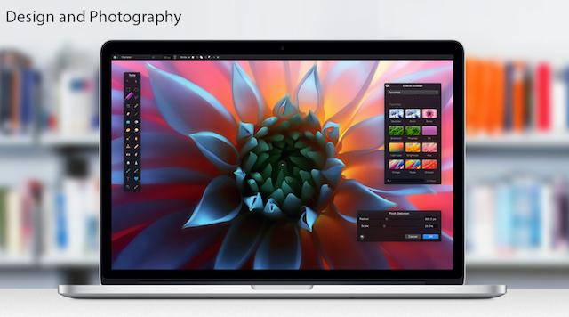 MacBook Pro Retina MJLQ2ZP/A i7 - Đồ hoạ Iris