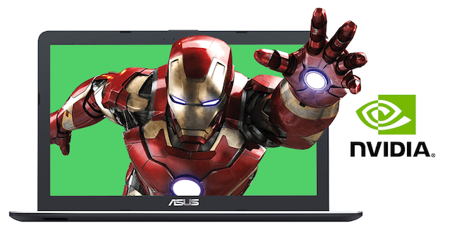 Asus X541UV i5 - Card đồ họa rời NVIDIA 920MX