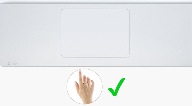 Asus X541UV i5 - Touchpad nhận biết thông minh