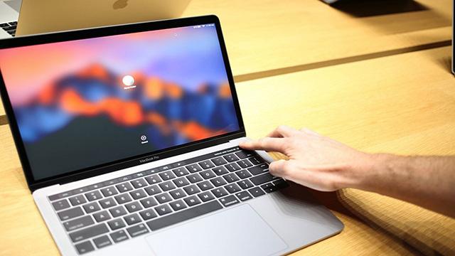 TouchID cho phép bạn mở khóa nhanh hơn