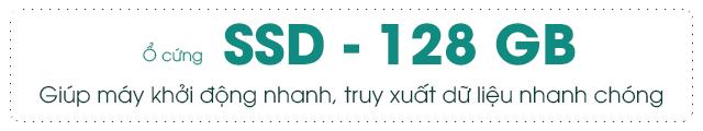 Dell Inspiron 5378 i5 7200U - Ổ cứng SSD