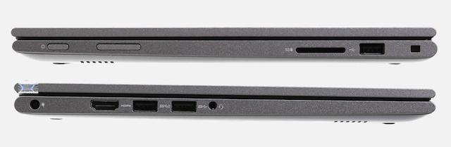 Dell Inspiron 5378 i5 7200U - 2 cạnh bên