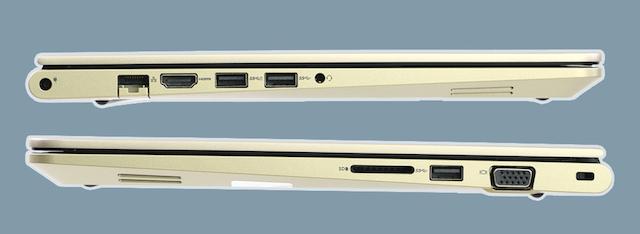 Dell Vostro 5468 i5 7200U - 2 cạnh bên