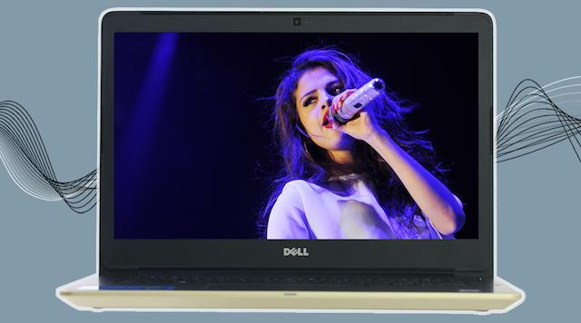 Dell Vostro 5468 i5 7200U - Trải nghiệm âm thanh tốt hơn với công nghệ xử lý độc quyền MaxxAudio