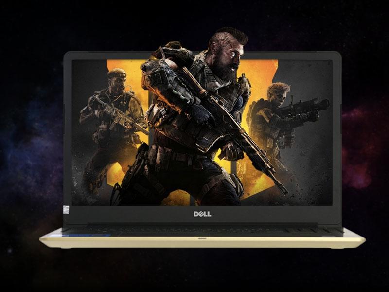Cấu hình tốt trong phân khúc trên Laptop Dell Vostro 5568