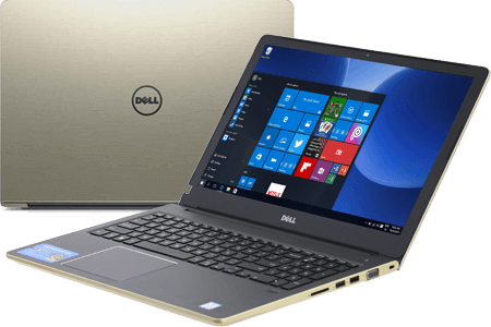 Laptop Dell Vostro 5568 i5 7200U/4GB/1TB/2GB 940MX/Win10/(077M52)