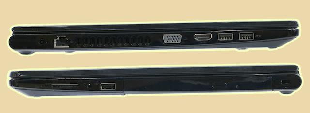 Dell Vostro 3568 i7 7500U - 2 cạnh bên