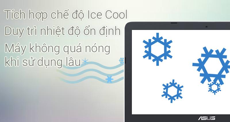 Tích hợp chế độ Ice Cool