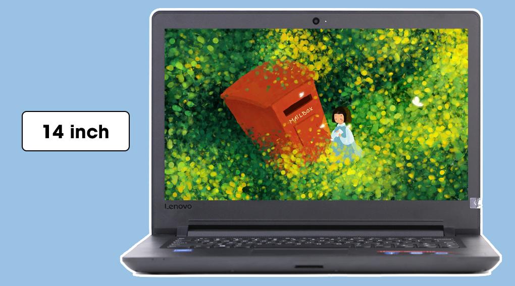 Lenovo IdeaPad 110 14IBR N3060 - Màn hình rộng 14 inch