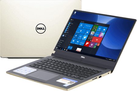 Laptop Dell Inspiron 7460 i5 7200U/4GB/128GB+500GB/2GB 940MX/Win10/(N4I5259W)