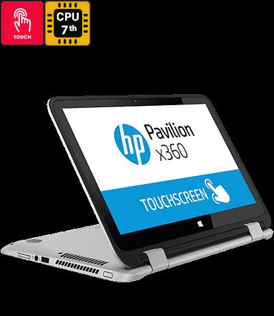 Laptop HP Pavilion x360 u107TU i5 7200U/4GB/500GB/Win10