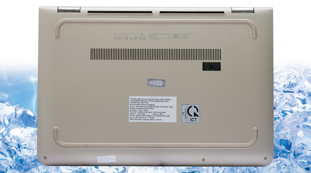 HP Pavilion x360 u107TU i5 7200U - Công nghệ HP CoolSense