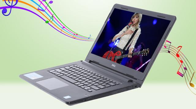 Dell Vostro 3468 i3 7100U - Công nghệ xử lý độc quyền MaxxAudio