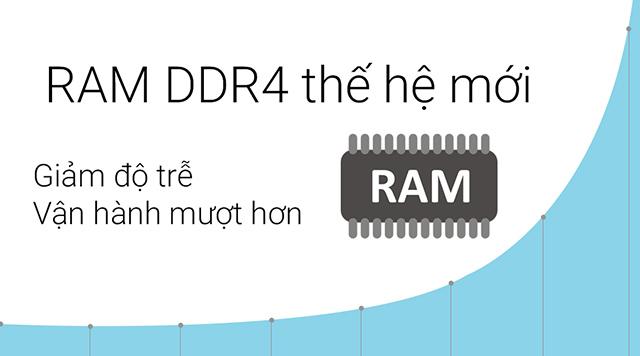 RAM thế hệ mới