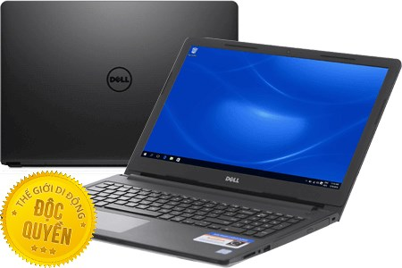 Laptop Dell Inspiron 3567 i3 6006U/4GB/1TB/2GB M430/Win10/(C5I3120W)