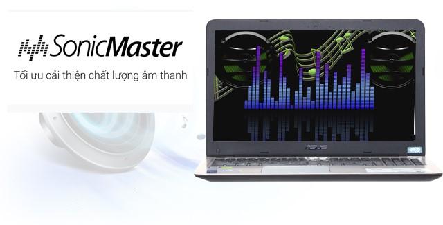 Tính năng SonicMaster Audio