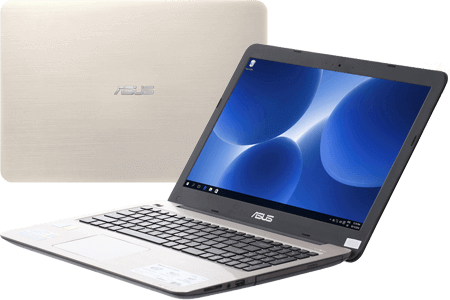 Laptop Asus A556UR i5 7200U/4GB/500GB/2GB 930MX/Win10/(DM398T)