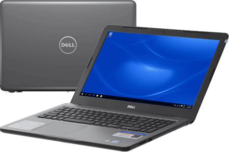 Laptop Dell Inspiron 5567 i5 7200U/4GB/1TB/2G M445/Win10/(M5I5384W)