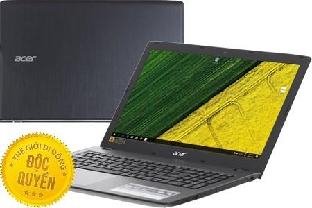 Laptop Acer Aspire E5 575 32X6 i3 7100U/4GB/128GB/Win10/(NX.GE6SV.010)