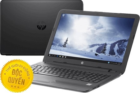 Laptop HP 15 ay526TU i3 6006U/4GB/500GB/Win10/(Z6Y45PA)