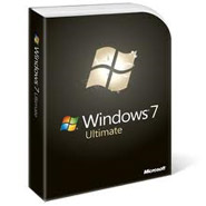Windows 7 Ultimate 32 bit English (GLC-00863/00701)